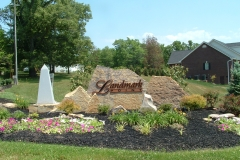 Landmark Point subdivision