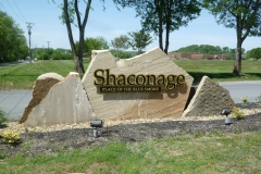 Shaconage subdivision