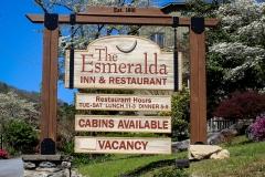 Esmeralda Inn. Chimney Rock, NC