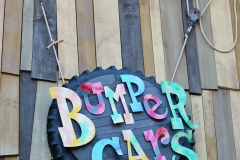 Bumper Cars at Gatlin's. Gatlinburg, TN