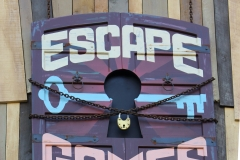 Escape Games at Gatlin's. Gatlinburg, TN