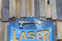 LaserTag at Gatlin's. Gatlinburg, TN.